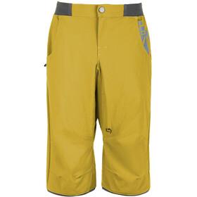 E9 3Qart - Shorts Homme - jaune
